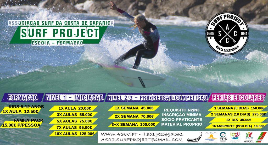 Surf Project_Precos