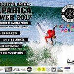 Cartaz Caparica Power 2017 - Goncalo Vieira
