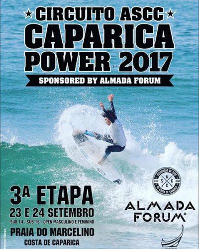 Cartaz Caparica Power 2017.3aEtapa - Guilherme Ribeiro2