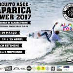 Cartaz Caparica Power 2017 - Martim Paulino